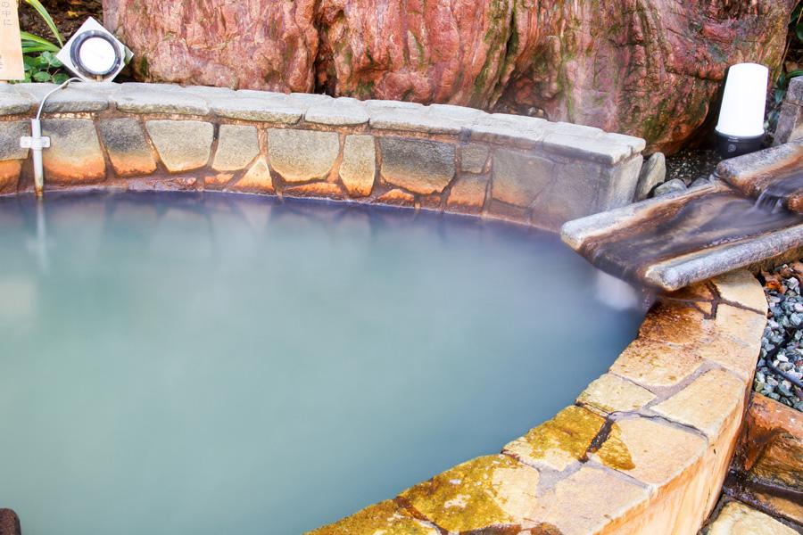 前野原温泉 さやの湯処源泉風呂