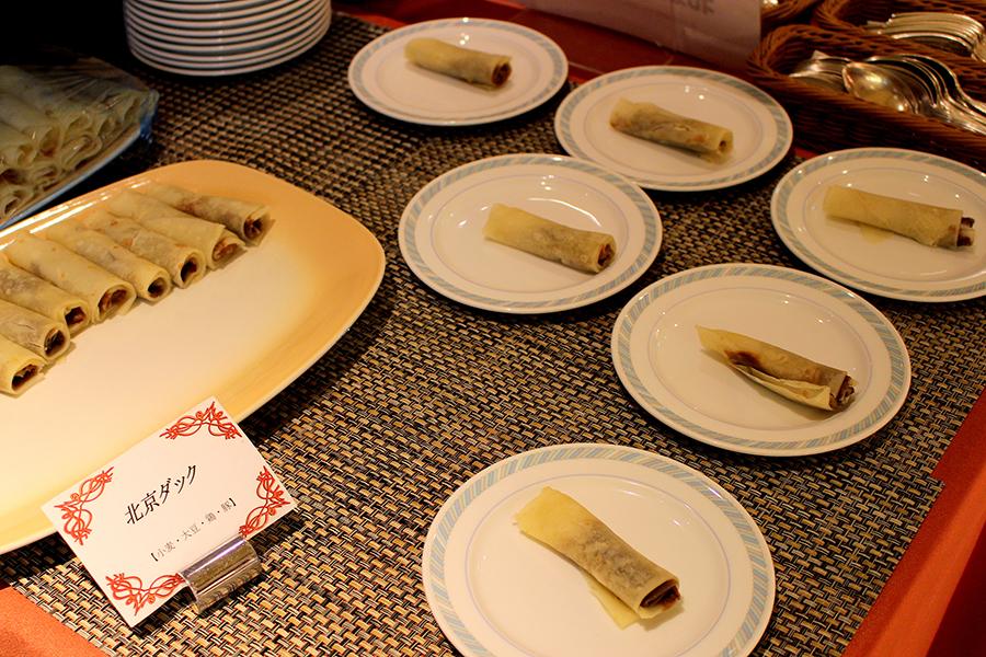 ホテルオークラレストラン横浜 サファイア 「北京ダック」