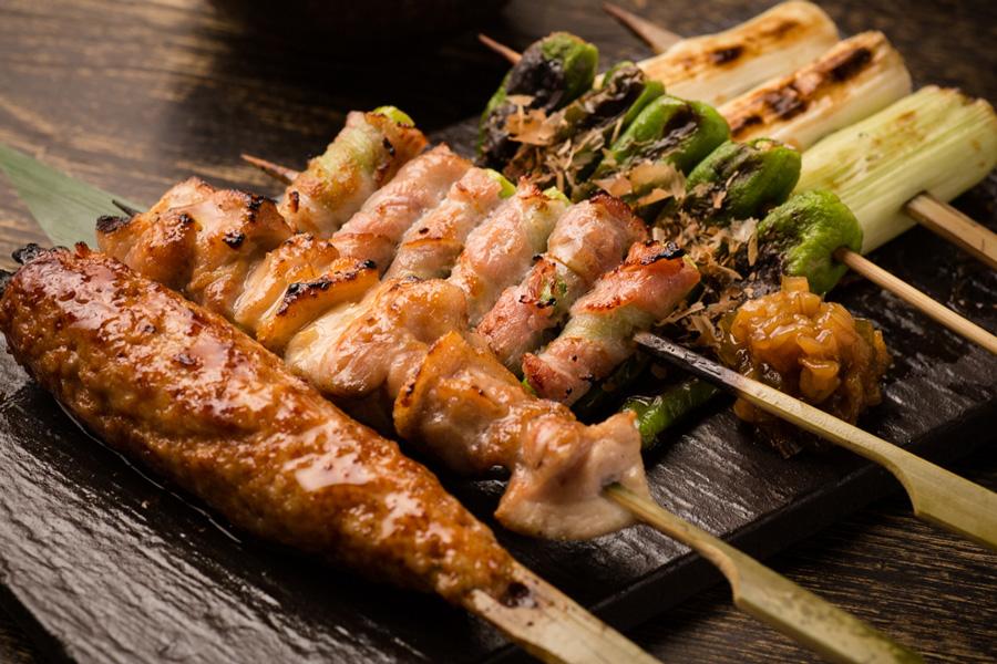 権八 G-Zone 銀座料理