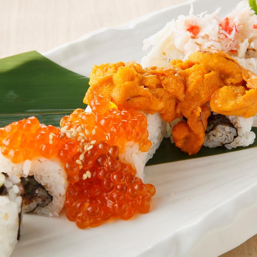 全席個室 湊一や 日本橋店贅沢海鮮こぼれ寿司