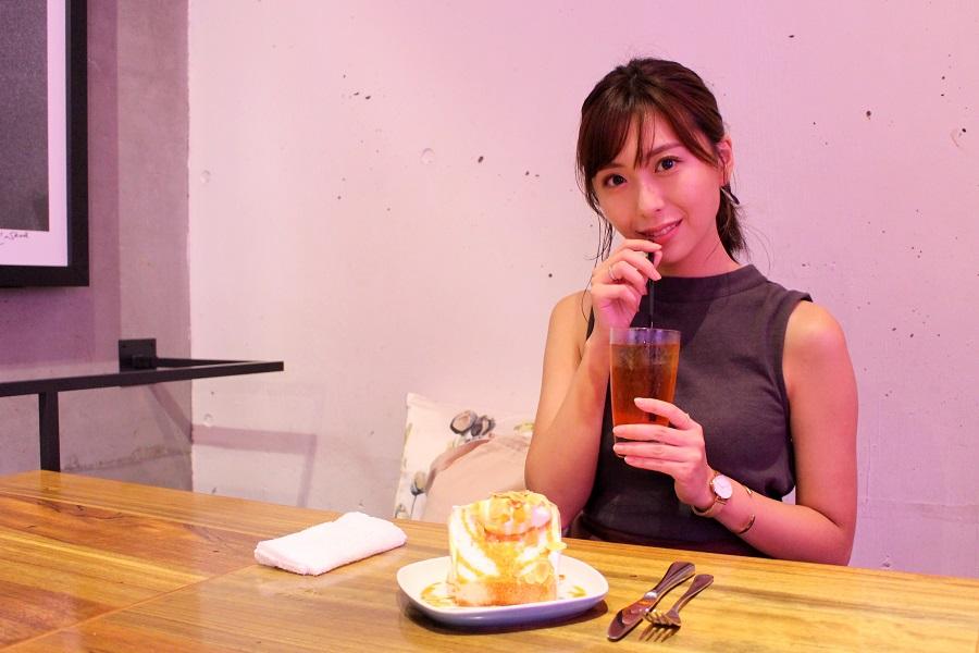 Riverside Cafe Cielo y Rio内観