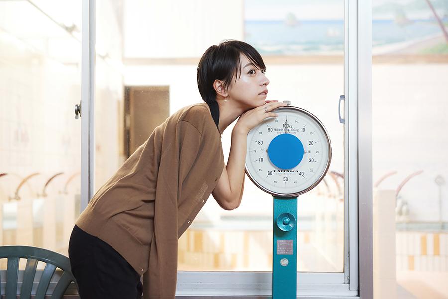 タカラ湯 体重計