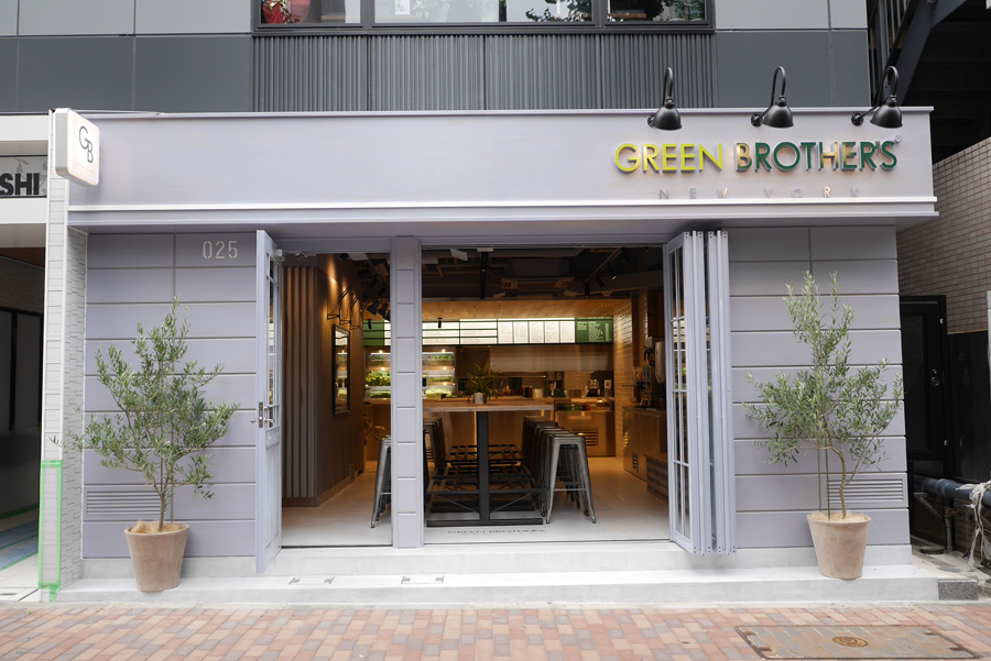 GREEN BROTHERS 恵比寿店