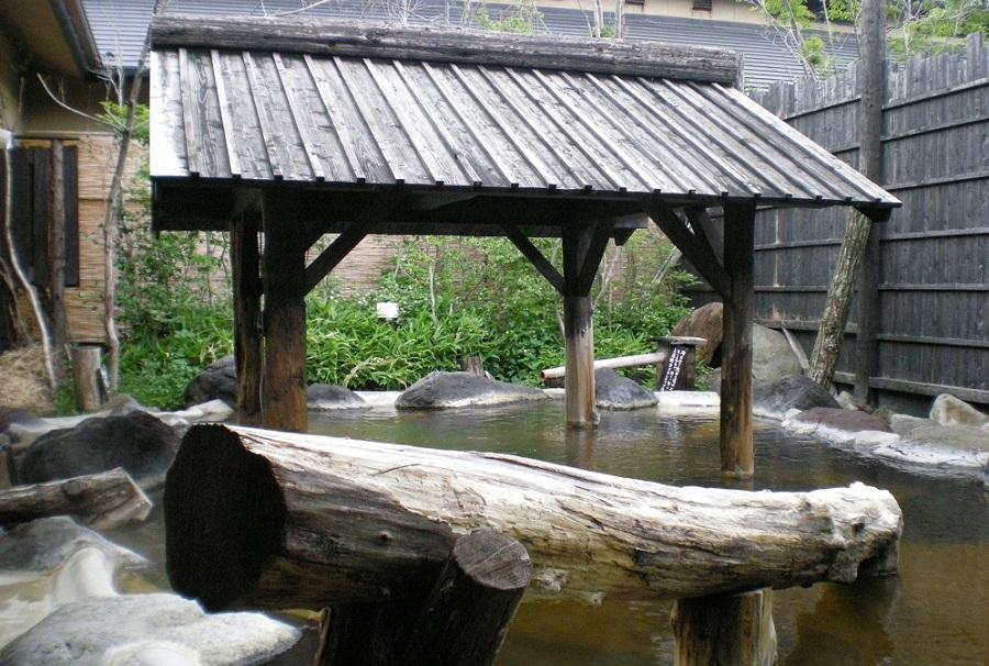 縄文天然温泉 志楽の湯