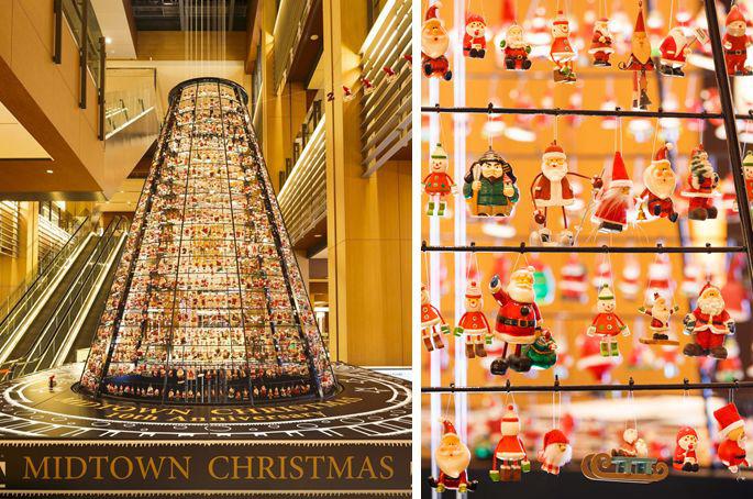 ミッドタウン クリスマス 2018