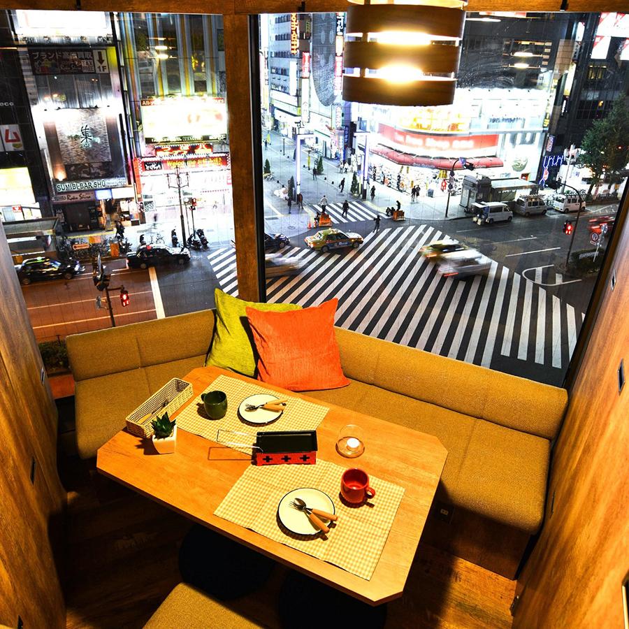 ビストロバンビーナ 新宿東口駅前店