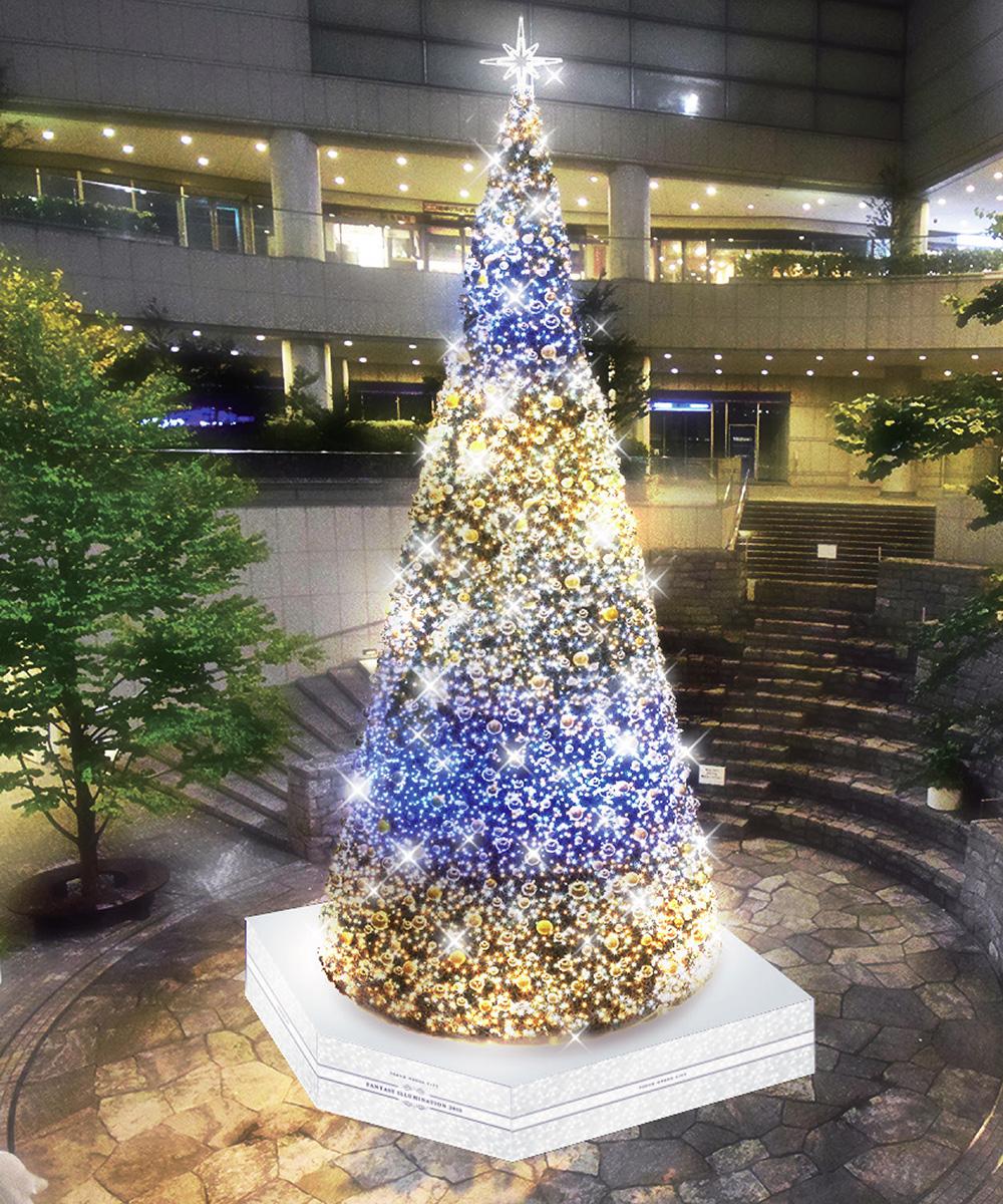 TOKYO OPERA CITY FANTASY ILLUMINATION 2018