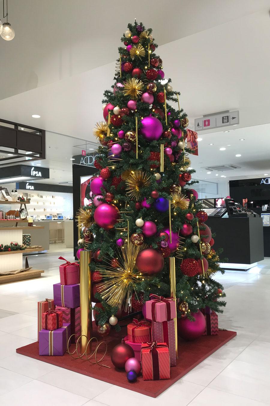 ルミネ町田クリスマスツリー