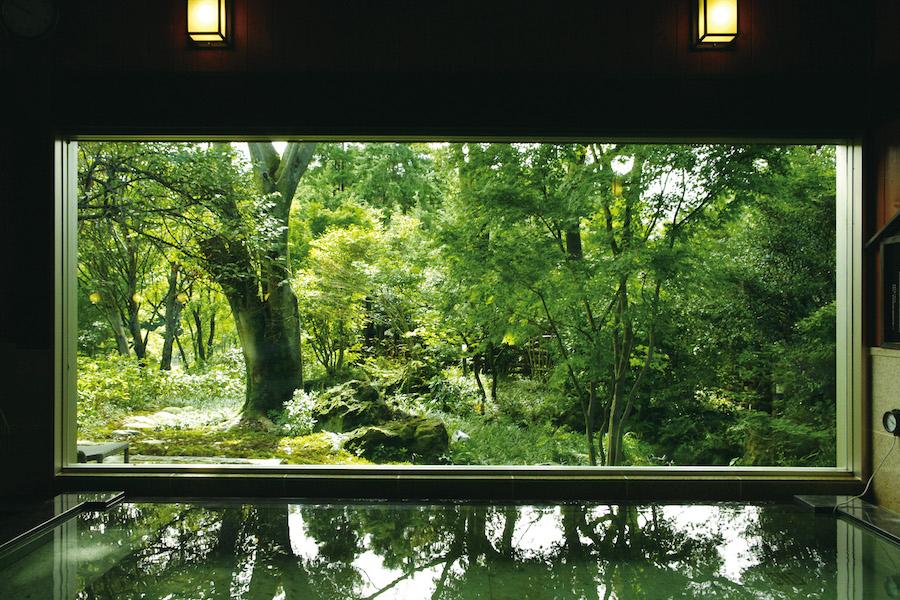 深谷花園温泉 大浴場