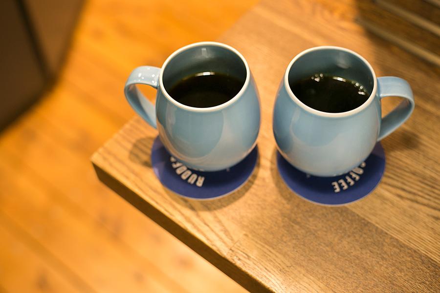 ラダーコーヒー