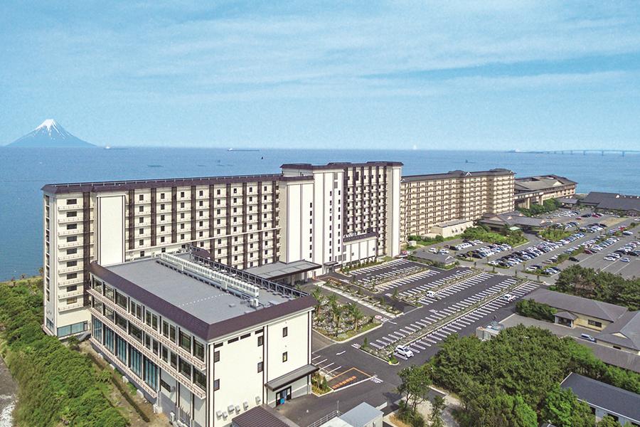 龍宮城スパホテル三日月_外観
