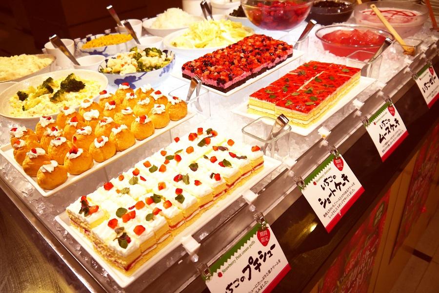 串家物語LABI1池袋 デザートコーナー