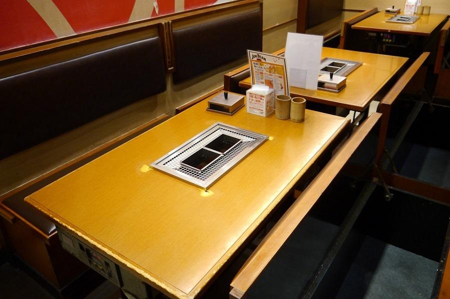 串家物語LABI1池袋 テーブル席