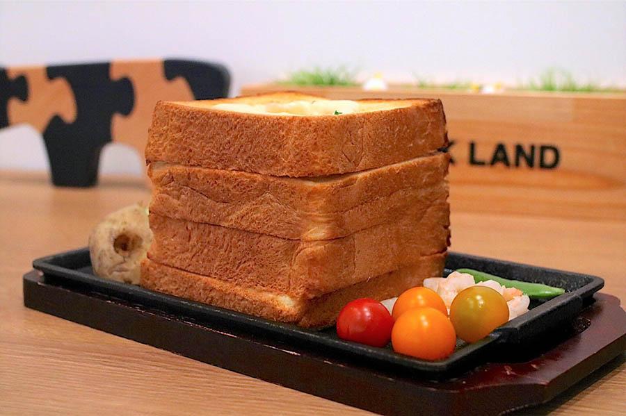 MILKLAND HOKKAIDO → TOKYO チーズパンデュ