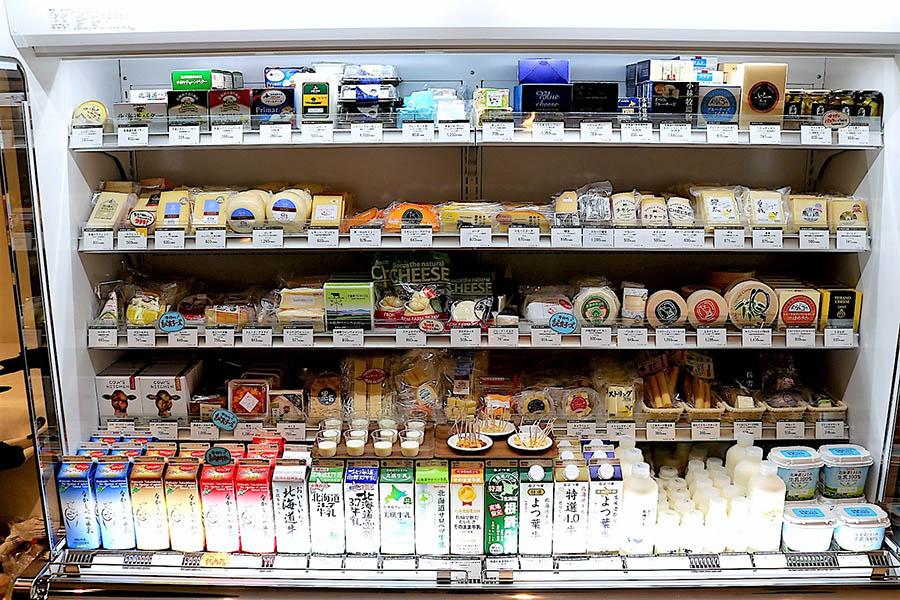 MILKLAND HOKKAIDO → TOKYO ナチュラルチーズ