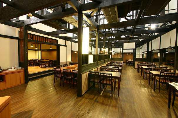 杉戸天然温泉 雅楽の湯レストラン