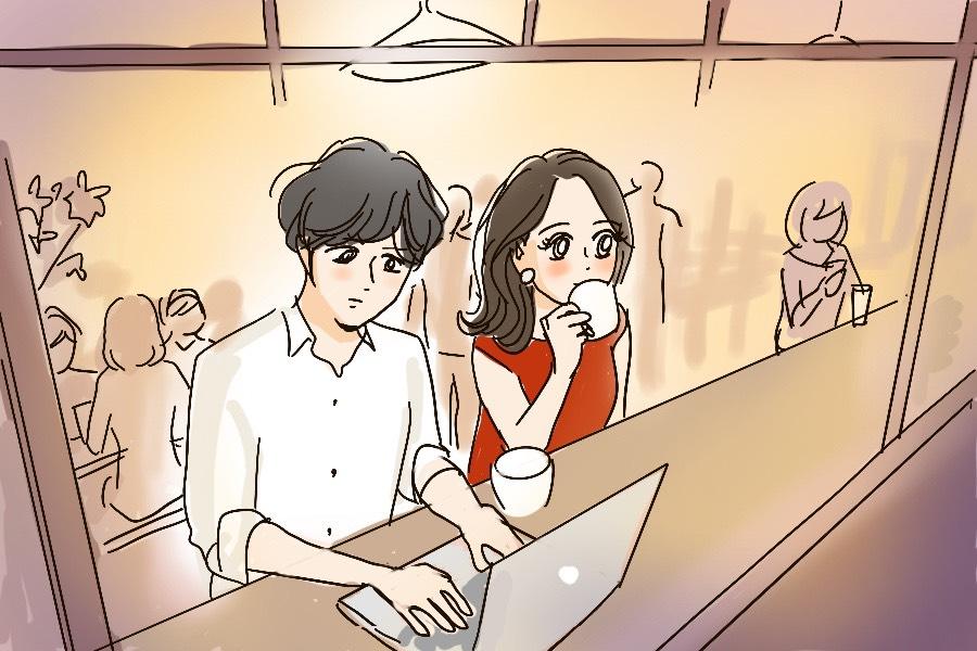 こじらせ男子_The Workers coffee/bar
