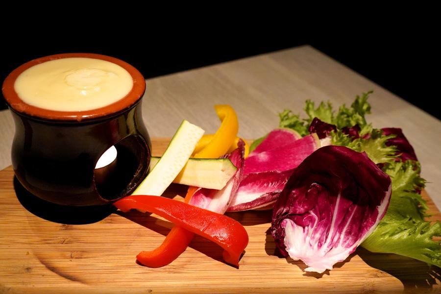 サザンダイニングラウンジ旬鮮野菜のクリーミーバーニャカウダ