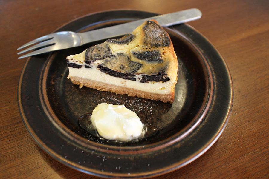 50COFFEE ROASTERYチーズケーキ