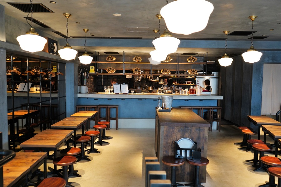 RODEO&cafe 店内1