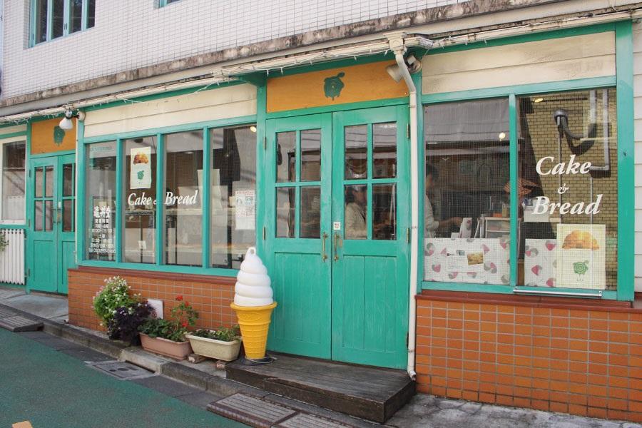 神楽坂 亀井堂