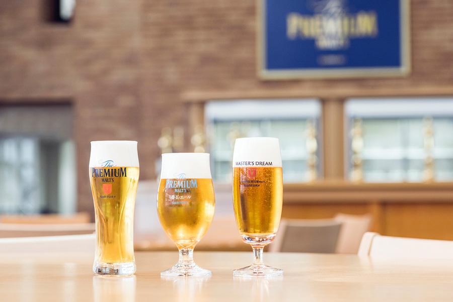 サントリー〈天然水のビール工場〉東京・武蔵野ブルワリー