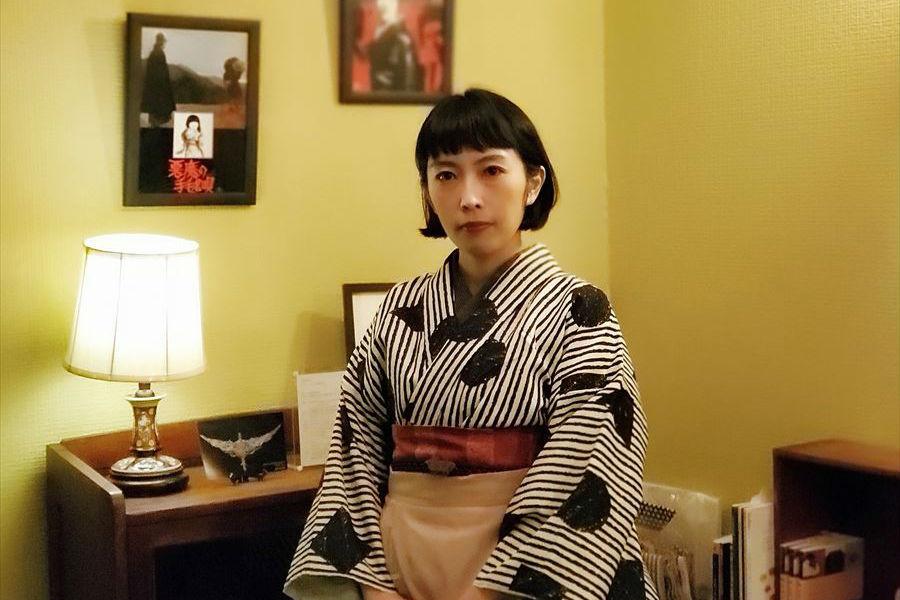 店主の宇津木さん