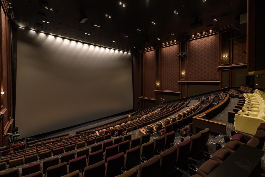 グランドシネマサンシャイン 劇場