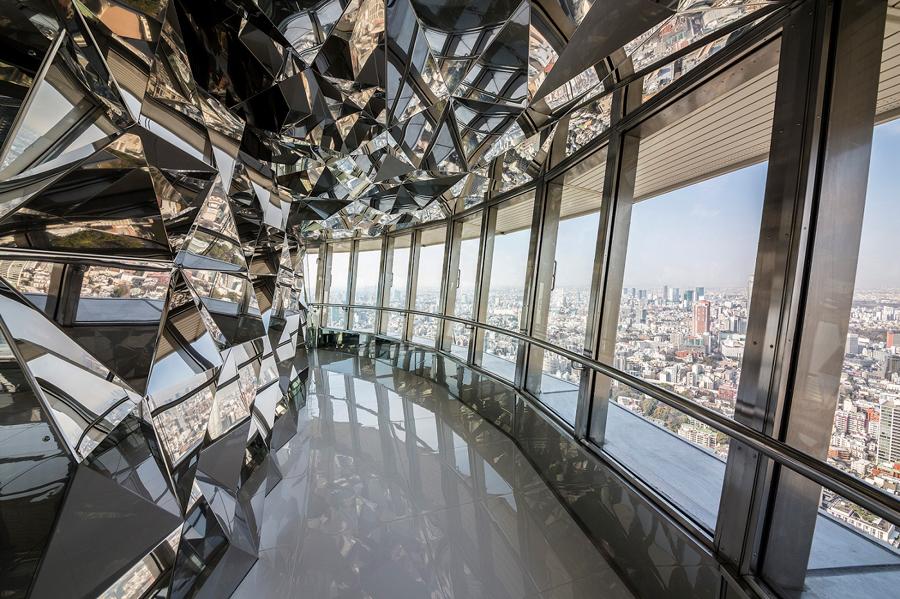 東京タワー トップデッキツアー
