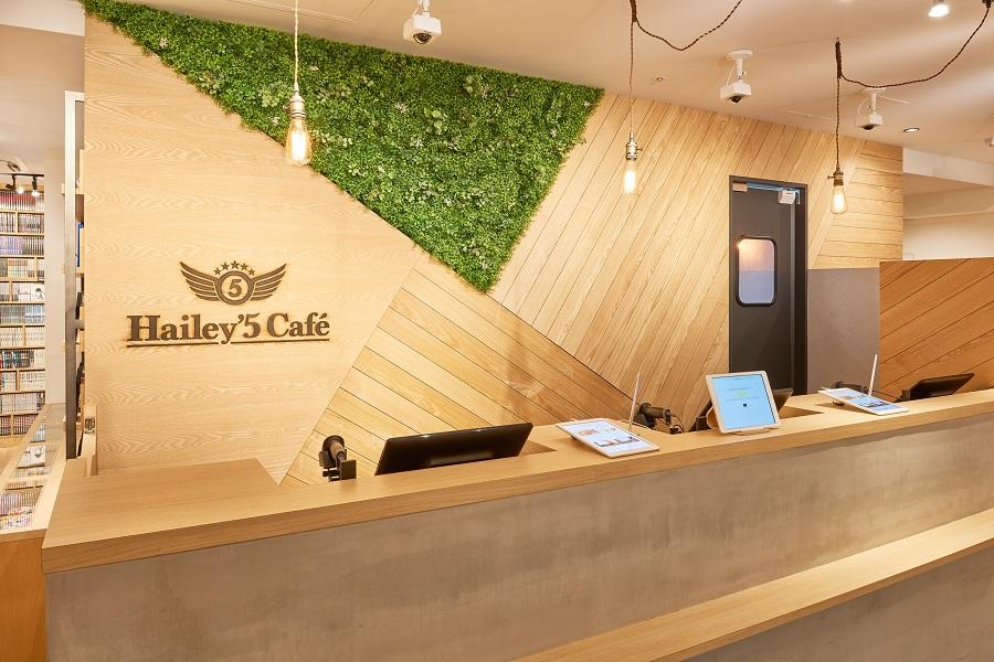 Hailey' 5 Cafe渋谷