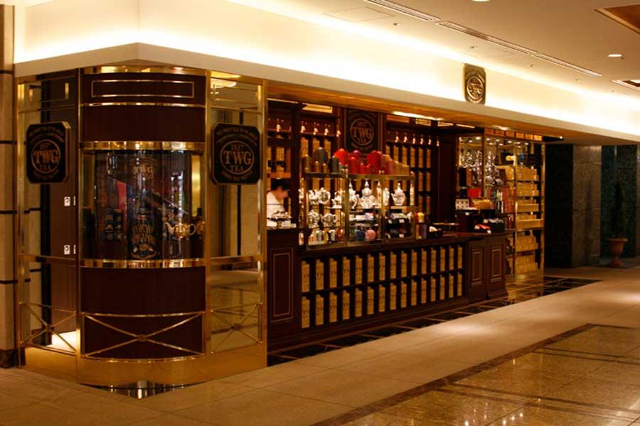 TWG Tea Boutique Marunouchi