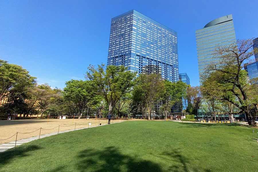 新宿中央公園レポ