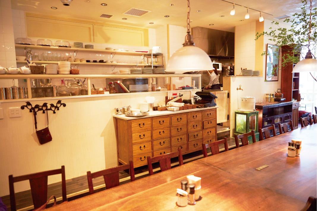 カフェ マメヒコ 公園通り店