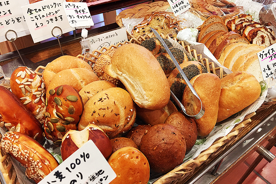 ドイツパンの店タンネ