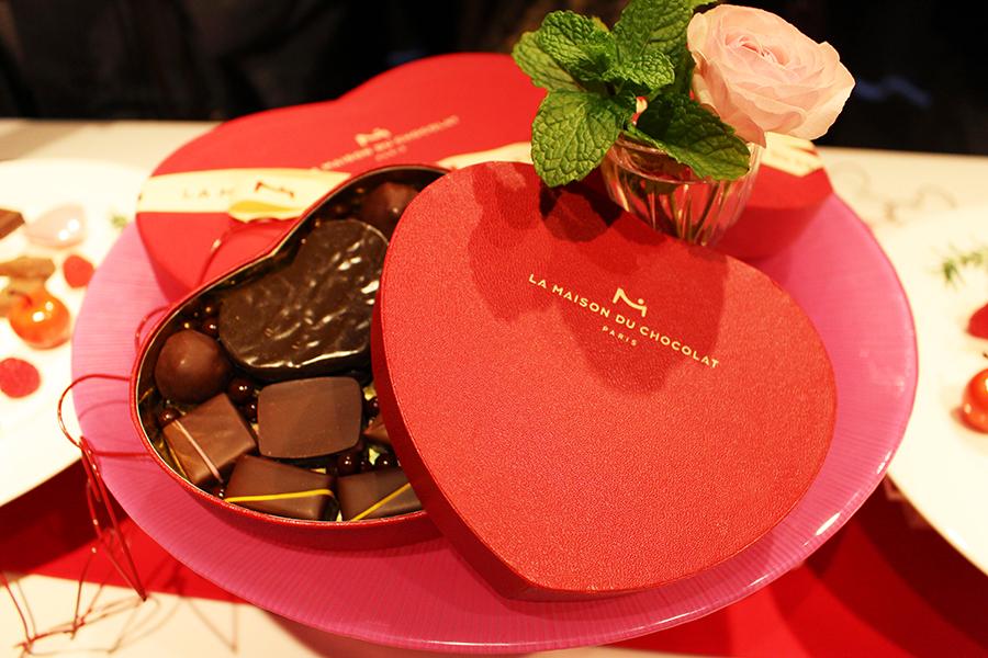ラメゾンドゥショコラバレンタイン