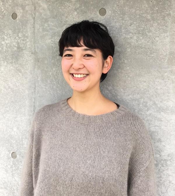 河野奈美子さん
