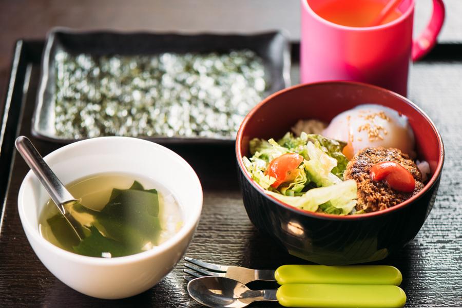 Beef Garden ロコモコ丼