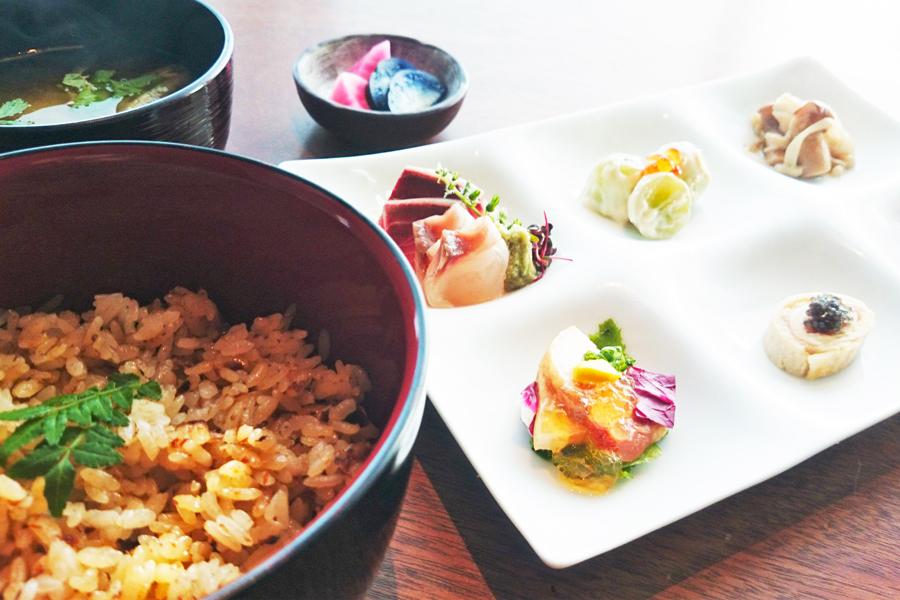 創作和食Kazukiランチ