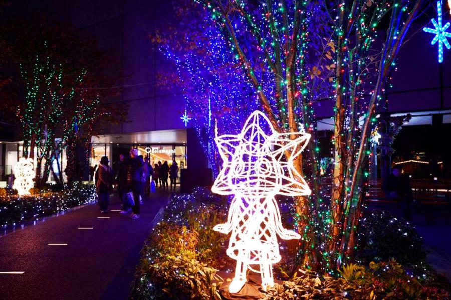 ドリームクリスマス2016(スカイツリー)