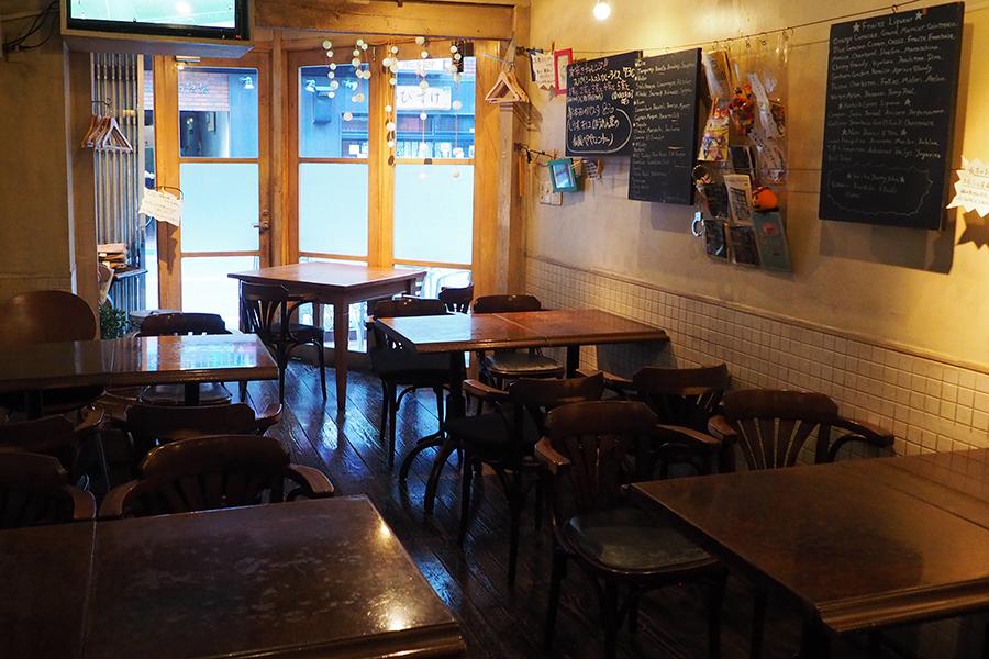 ha-ha 1coin dining bar&café