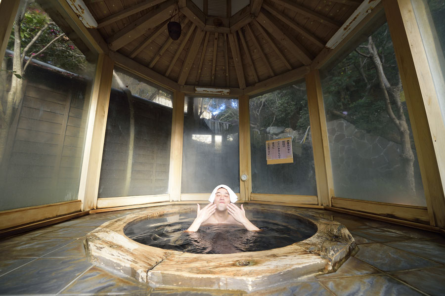 深大寺天然温泉 湯守の里