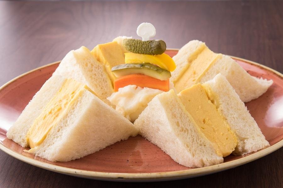 俺のBakery&Cafe たまごサンドイッチ
