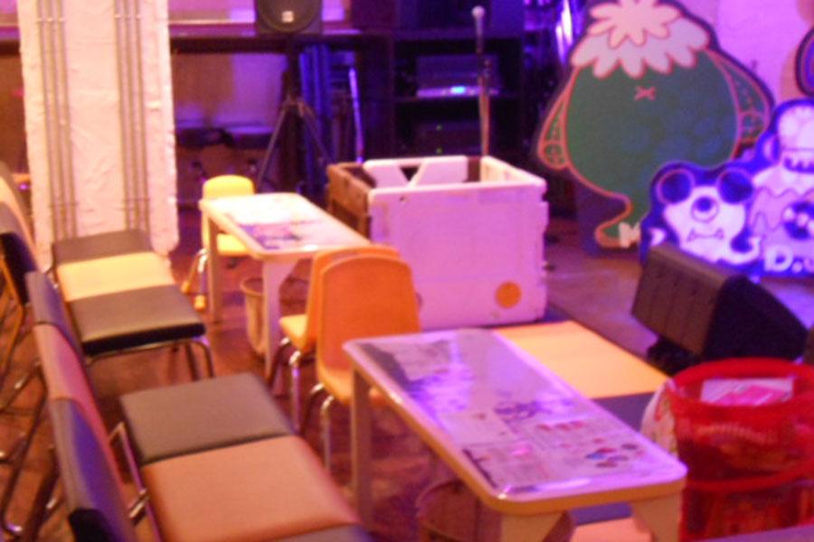 Three Tea's Cafe 三軒茶屋