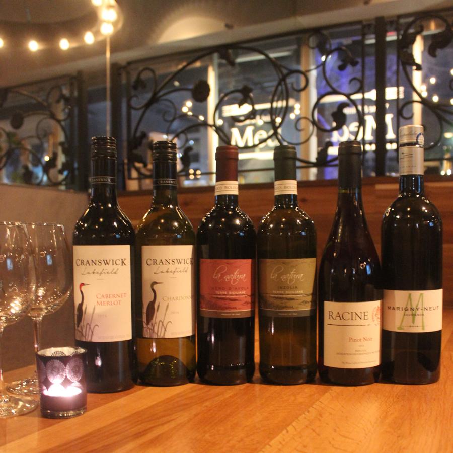 Wine & Dining Med.