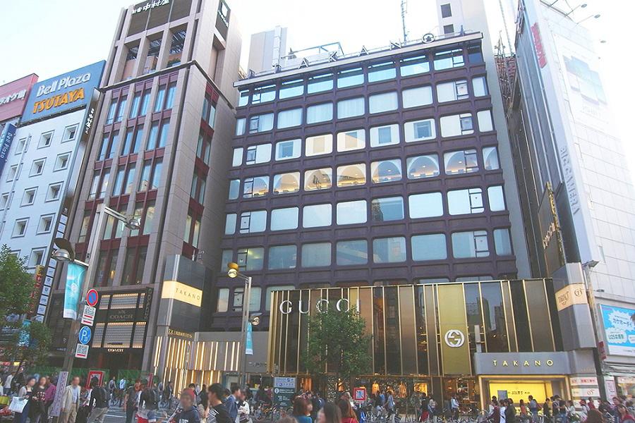 新宿本店 タカノフルーツパーラー