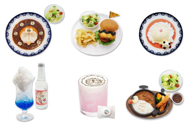 期間限定カフェ「ドラえもんKACHI KOCHI Cafe」