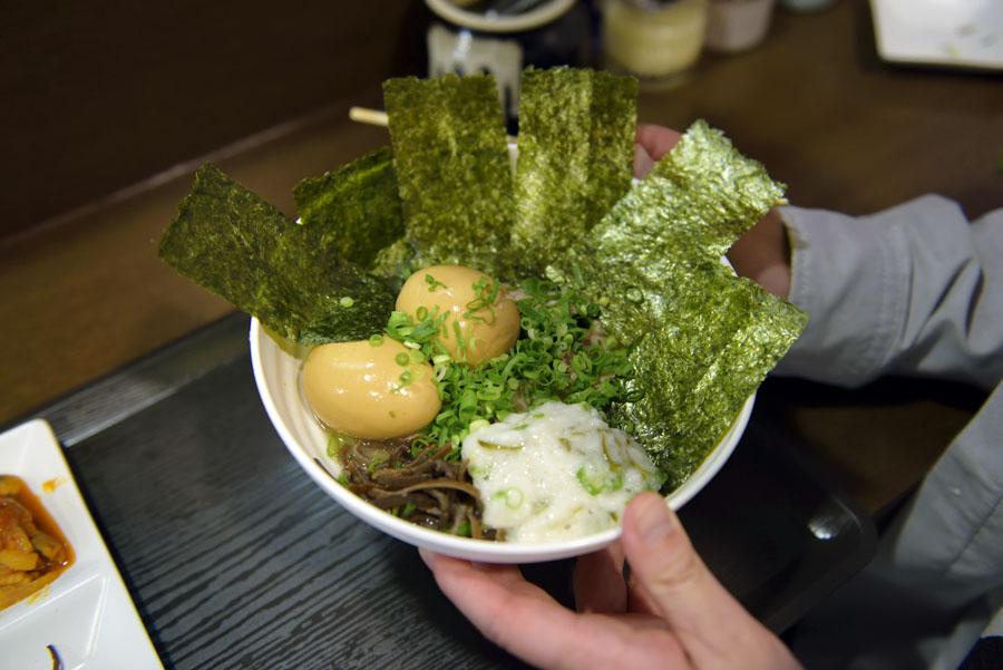 拉麺ビュッフェBUTA