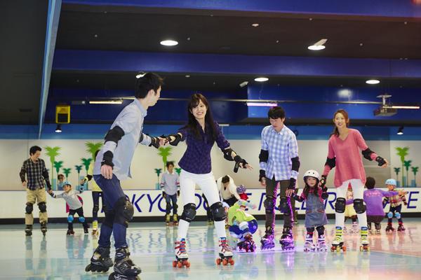 東京ドーム ローラースケートアリーナ