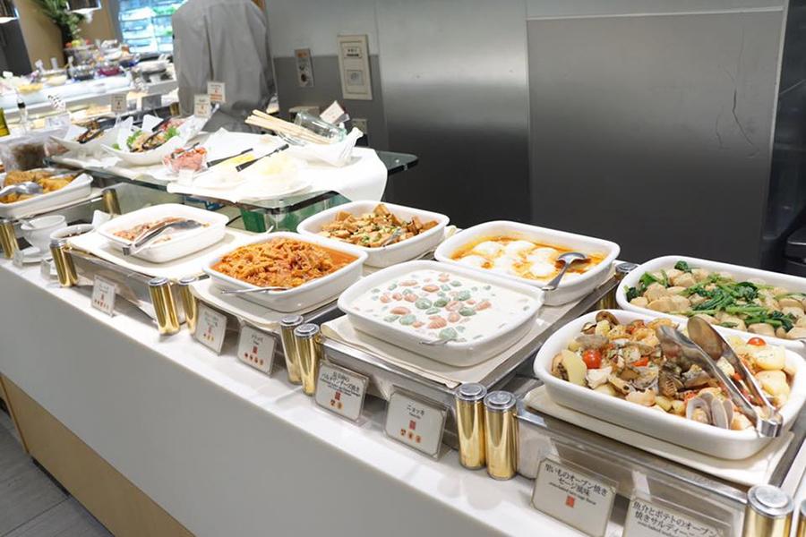 洋食コーナー