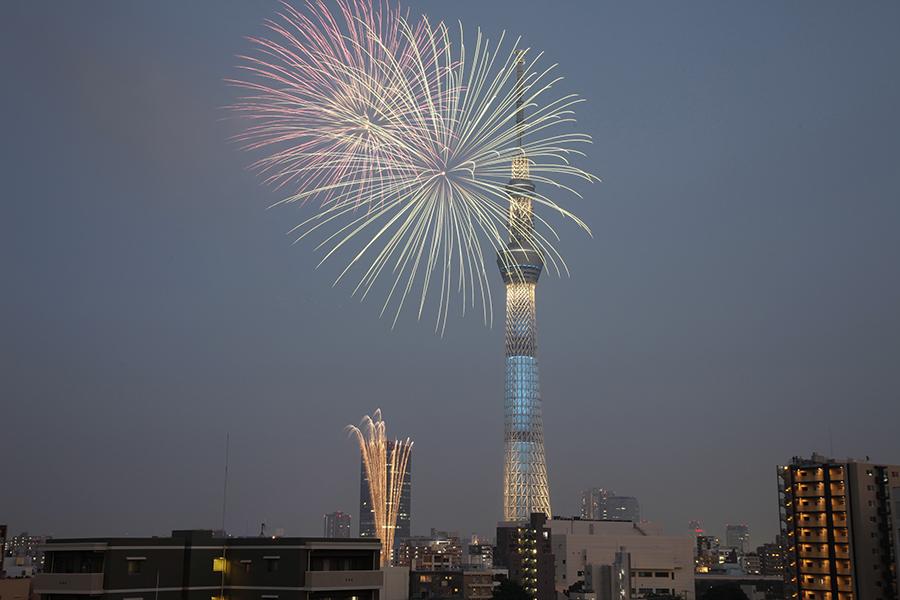 第40 回 隅田川花火大会